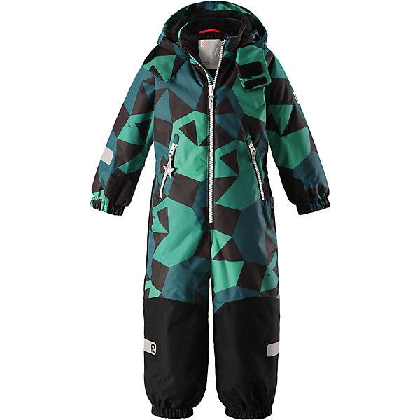 Купить Комбинезон Reimatec® Reima Snowy для мальчика, Китай, зеленый, Мужской