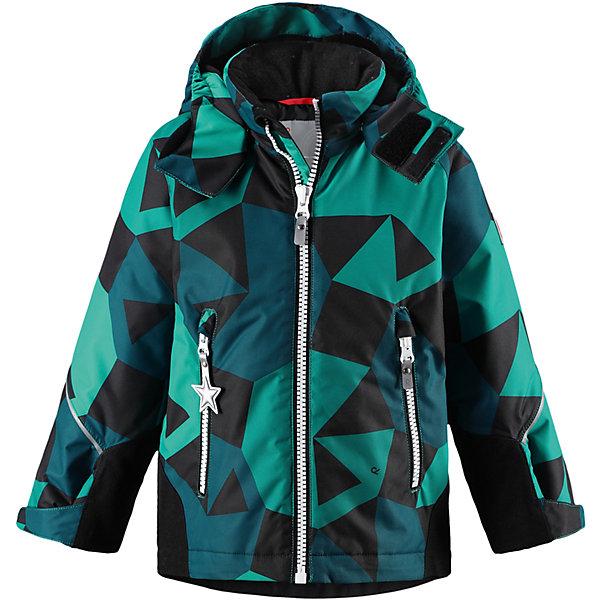 Купить Куртка Grane Reimatec® Reima, Китай, зеленый, Унисекс