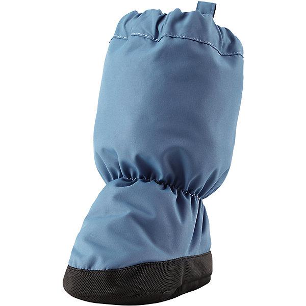 Пинетки Reima Antura  для мальчикаПинетки и царапки<br>Характеристики товара:<br><br>• цвет: голубой;<br>• состав: 100% полиэстер;<br>• утеплитель: 170 г/м2 (comfort insulation);<br>• температурный режим: от -10 до -20С;<br>• сезон: зима; <br>• водонепроницаемость: 15000 мм;<br>• воздухопроницаемость: 7000 мм;<br>• износостойкость: 40000 (тест Мартиндейла);<br>• особенности модели: на подкладке;<br>• водонепроницаемый прочный материал;<br>• ветронепроницаемый и грязеотталкивающий материал;<br>• подкладка из полиэстера с небольшим начесом;<br>• антискользящая поверхность подошвы;<br>• логотип Reima;<br>• страна бренда: Финляндия;<br>• страна изготовитель: Китай.<br><br>Зимние пинетки изготовлены из дышащего водонепроницаемого материала, однако швы в них не проклеены – так что лужи придется обходить! Ребристая нескользящая подошва поможет сделать первые шаги на свежем воздухе, кроме того, материал отталкивает грязь. А с мягкой трикотажной подкладкой с начесом в пинетках невероятно удобно. <br><br>Пинетки Antura Reima от финского бренда Reima (Рейма) можно купить в нашем интернет-магазине.<br>Ширина мм: 152; Глубина мм: 126; Высота мм: 93; Вес г: 242; Цвет: синий; Возраст от месяцев: 0; Возраст до месяцев: 6; Пол: Мужской; Возраст: Детский; Размер: 0,1,2; SKU: 6908722;