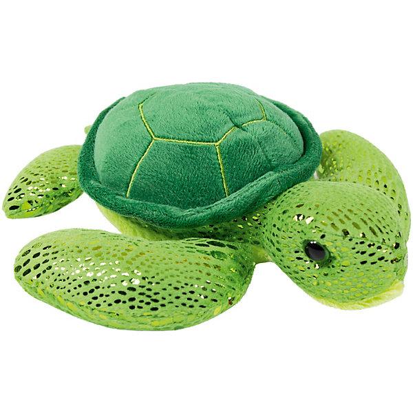 Wild Republic Мягкая игрушка republic Hugems Зеленая черепаха, 21 см