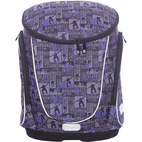 MagTaller Рюкзак школьный MagTaller Fancy, Gray рюкзак школьный scotch 40 30 14см серый с красным 7033784