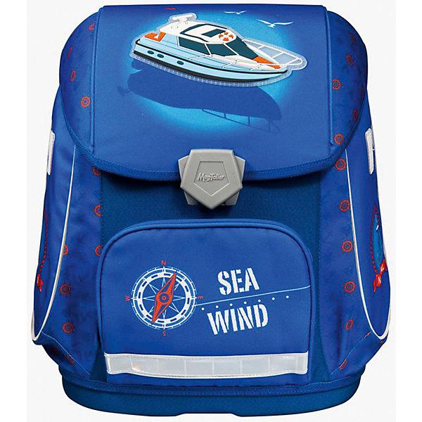 Купить Ранец MagTaller Ezzy II Sea Wind, без наполнения, Финляндия, Мужской