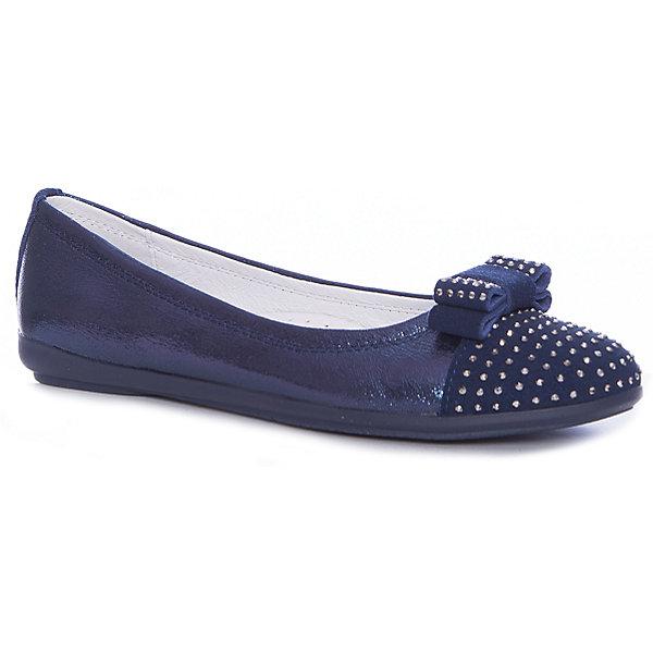 Фотография товара туфли для девочки Котофей (6915450)