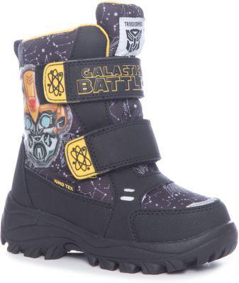 Ботинки Kakadu для мальчика, артикул:6918415 - Трансформеры