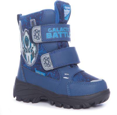 Ботинки Kakadu для мальчика, артикул:6918422 - Трансформеры
