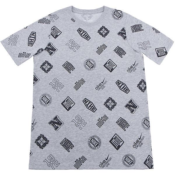 NIKE Футболка NIKE спортивная футболка nike 433372