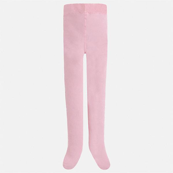 Купить Колготки Mayoral для девочки, Италия, розовый, Женский