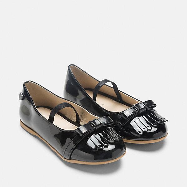 Mayoral Туфли для девочки Mayoral туфли для девочки шаговита цвет черный 17смф 43152 размер 31