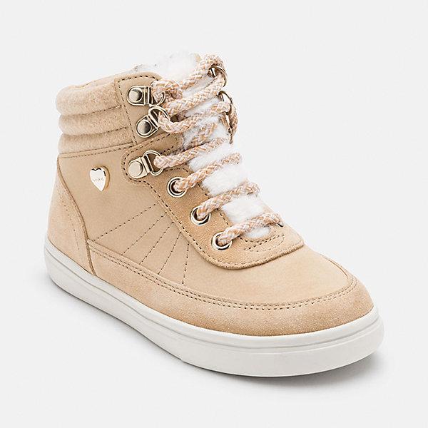 Купить со скидкой Ботинки для девочки Mayoral