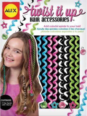 Украшения для волос Alex  Twist it up , артикул:6930924 - Наборы детской косметики