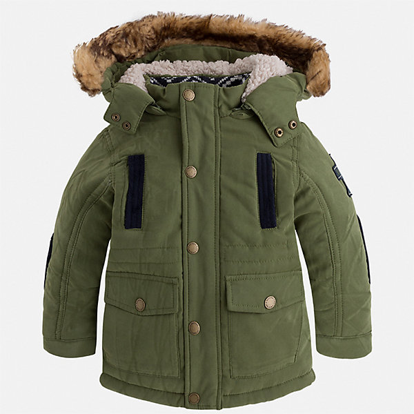 Фото - Mayoral Куртка для мальчика Mayoral куртки пальто пуховики coccodrillo куртка для девочки wild at heart