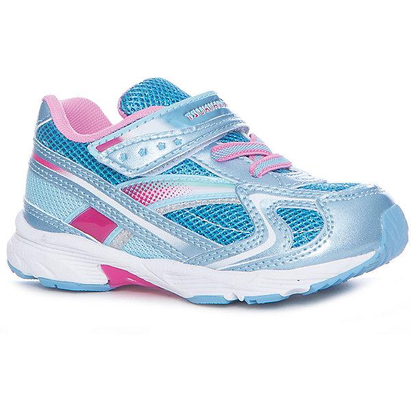 Tsukihoshi Кроссовки для девочки Tsukihoshi обувь для детей