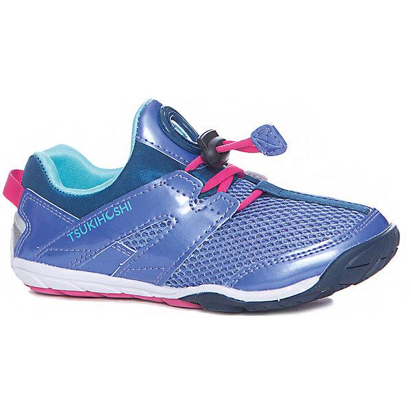 Купить Кроссовки для девочки Tsukihoshi, Китай, фиолетовый, Женский