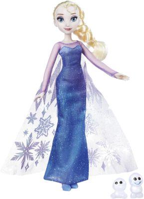Модные куклы Анна или Эльза с другом, Холодное сердце, Hasbro, артикул:6943658 - Холодное Сердце