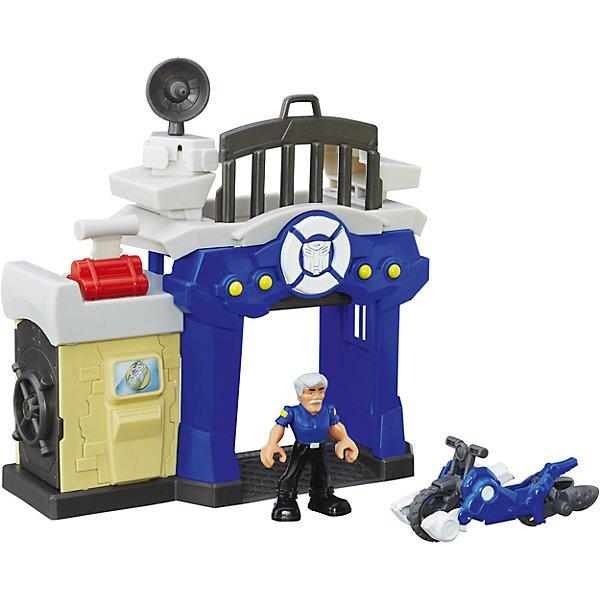 Hasbro Игровой набор Playskool Heroes Трансформеры Спасатели развивающая игрушка hasbro playskool showcam