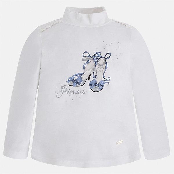 Mayoral Водолазка для девочки Mayoral водолазка be…tween кофты с длинным рукавом