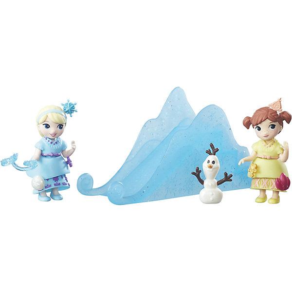 Hasbro Игровой набор Холодное сердце Анна и Эльза hasbro игровой набор trolls город троллей диджей баг