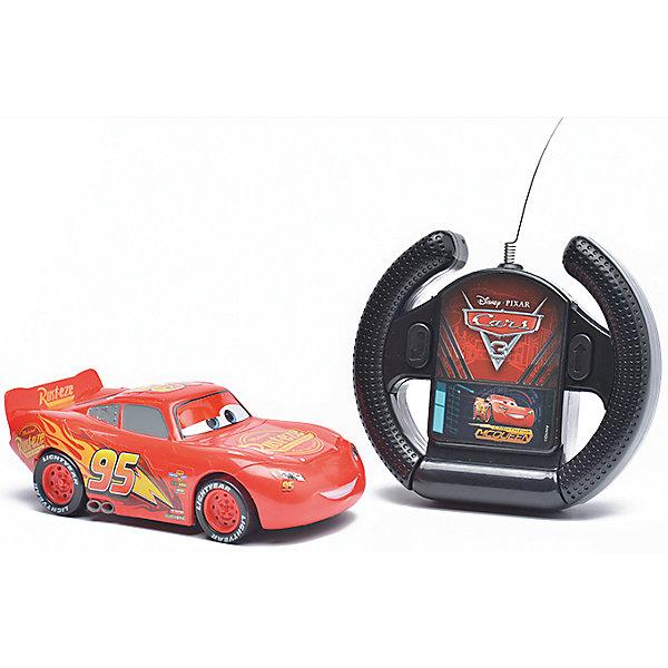 Disney Радиоуправляемая машина Disney Молния Маккуин, 13 см автомобиль радиоуправляемый disney pixar молния маккуин 28 см