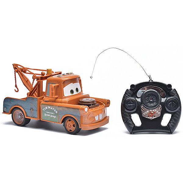 Disney Радиоуправляемая машина Мэтр, 22 см