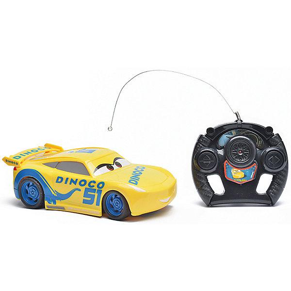 Disney Машина на р/у Disney Крус Рамирес, 22 см мягкие игрушки disney лэмми 25 см
