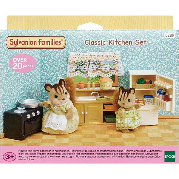 Купить Набор Sylvanian Families Кухня и холодильник , Эпоха Чудес, Китай, Унисекс