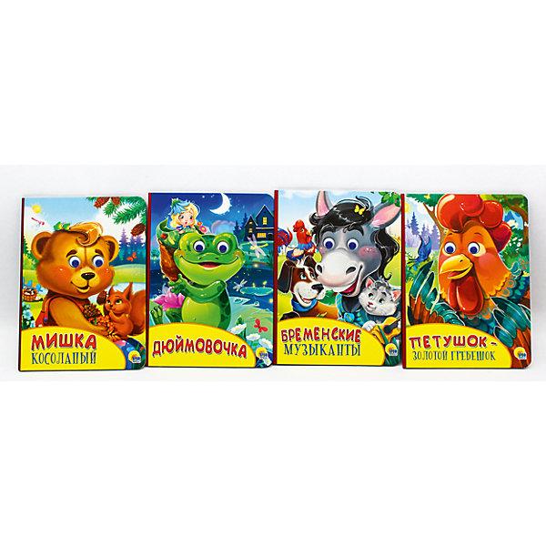 цены Проф-Пресс Комплект иллюстрированных сказок для малышей