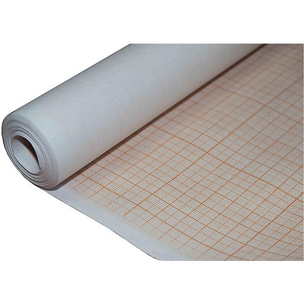 АппликА Бумага миллиметровая в рулоне 640*10м