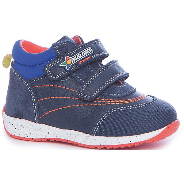 Pablosky Ботинки PABLOSKY для мальчика цены онлайн