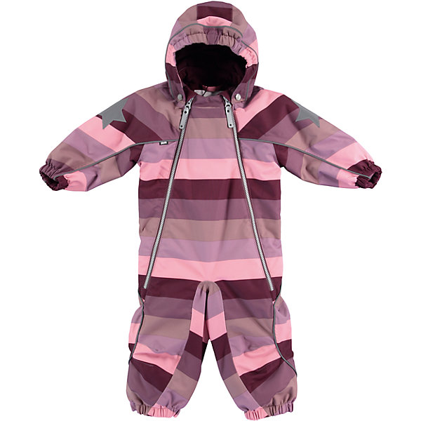 Комбинезон MOLO для девочкиВерхняя одежда<br>Характеристики товара:<br><br>• цвет: розовый<br>• состав ткани: 100% полиэстер<br>• подкладка: 100% полиэстер, флис<br>• утеплитель: Thinsulate<br>• сезон: зима<br>• температурный режим: от -20 до 0<br>• особенности модели: с капюшоном<br>• водонепроницаемость: 10000 мм <br>• паропроницаемость: 8000 г/м2<br>• застежка: молнии<br>• капюшон: без меха, съемный<br>• штрипки<br>• страна бренда: Дания<br>• страна изготовитель: Китай<br><br>Зимний комбинезон для ребенка дополнен съемным капюшоном и штрипками. Симпатичный комбинезон для детей Molo не промокает и не продувается ветром. Детский комбинезон сделан из легких инновационных материалов. <br><br>Комбинезон для девочки Molo (Моло) можно купить в нашем интернет-магазине.<br>Ширина мм: 215; Глубина мм: 88; Высота мм: 191; Вес г: 336; Цвет: белый; Возраст от месяцев: 24; Возраст до месяцев: 36; Пол: Женский; Возраст: Детский; Размер: 98,92,86,80; SKU: 6994997;