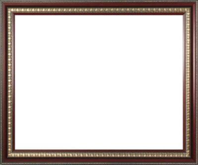 Белоснежка Багетная рама для картин 40х50см 2563-BB Renaissance (т. коричневый) Белоснежка рама белоснежка paula 2024 bb