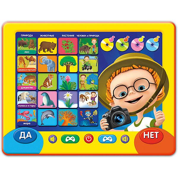 Азбукварик Планшет Маленький всезнайка, Азбукварик планшет азбукварик планшетик музыкальная ферма 30014080741