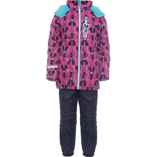 Купить со скидкой Комплект: куртка и брюки BOOM by Orby для девочки