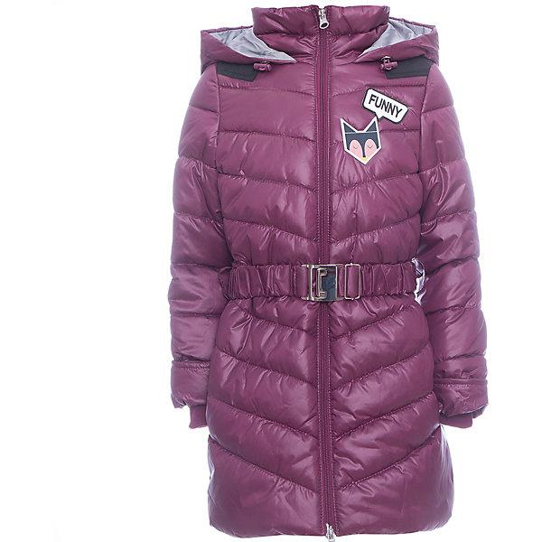 Купить Пальто BOOM by Orby для девочки, Россия, фиолетовый, Женский