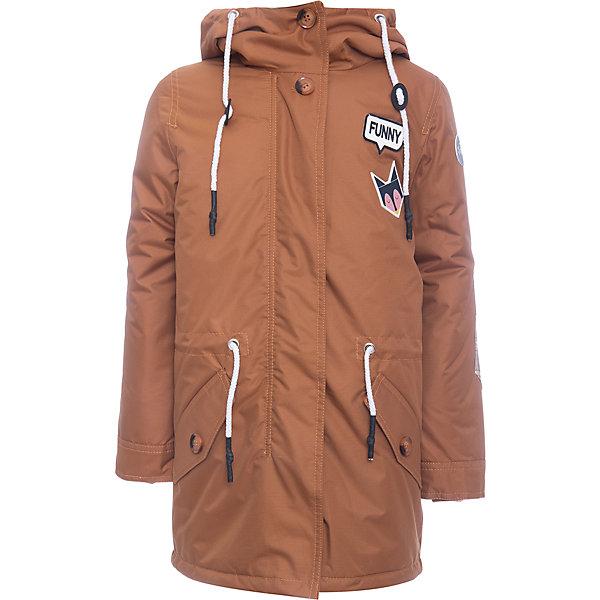 Фото - BOOM by Orby Куртка-парка BOOM by Orby для девочки куртки пальто пуховики coccodrillo куртка для девочки wild at heart