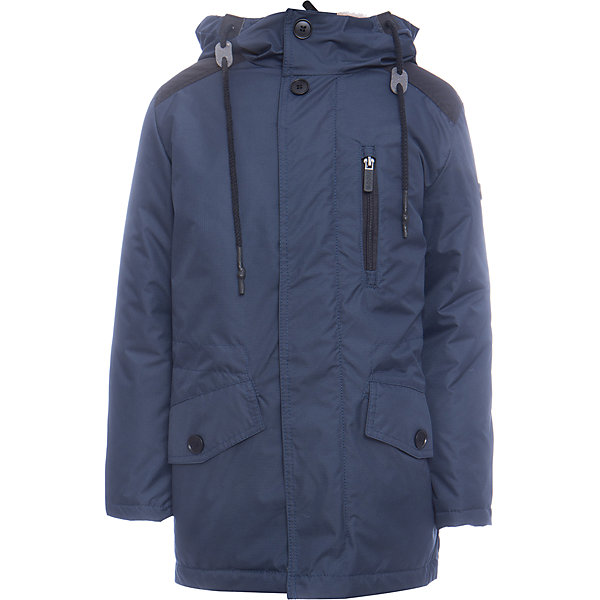Куртка-парка BOOM by Orby для мальчикаВерхняя одежда<br>Характеристики товара:<br><br>• цвет: синий<br>• ткань верха: Таффета peach pu<br>• подкладка: ПЭ пуходержащий; Мех иск. на трикотажной основе<br>• утеплитель: Flexy Fiber 150 г/м2, пристежка - Flexy Fiber 100 г/м2<br>• отделка: Таслан pu milky<br>• сезон: демисезон<br>• температурный режим: от +15°до -10°С<br>• особенности: на молнии<br>• тип куртки: парка с подстежкой<br>• капюшон: без меха, несъемный<br>• страна бренда: Россия<br>• страна изготовитель: Россия<br><br>Благодаря утеплителю, оптимальному прилеганию и капюшону такая куртка защитит ребенка от холода и сырости в демисезон. Эта модная парка дополнена внутренней пристежкой с утеплителем. <br><br>Куртку-парку BOOM by Orby для мальчика можно купить в нашем интернет-магазине.<br>Ширина мм: 356; Глубина мм: 10; Высота мм: 245; Вес г: 519; Цвет: синий; Возраст от месяцев: 36; Возраст до месяцев: 48; Пол: Мужской; Возраст: Детский; Размер: 104,158,152,146,140,134,128,122,116,98,110; SKU: 7007430;
