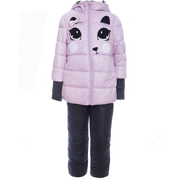 Комплект: куртка и брюки BOOM by Orby для девочкиВерхняя одежда<br>Характеристики товара:<br><br>• цвет: розовый<br>• ткань верха: куртка - Таффета oil cire pu milky, брюки - Болонь pu milky<br>• подкладка: куртка - Флис; ПЭ пуходержащий; брюки - ПЭ пуходержащий<br>• утеплитель: куртка - Flexy Fiber 200 г/м2; брюки - Flexy Fiber 80 г/м2<br>• сезон: демисезон<br>• температурный режим: от -10° до +10°С<br>• особенности куртки: на молнии, дутая<br>• особенности брюк: на резинке, дутые<br>• капюшон: без меха <br>• страна бренда: Россия<br>• страна изготовитель: Россия<br><br>Этот стильный и удобный комплект был разработан специально для девочек. Оригинальный демисезонный комплект для девочки состоит из куртки с капюшоном и удобных брюк. Утеплитель и плотная ткань верха делает его подходящим для сырой и холодной погоды. <br><br>Комплект: куртка и брюки BOOM by Orby для девочки можно купить в нашем интернет-магазине.<br>Ширина мм: 356; Глубина мм: 10; Высота мм: 245; Вес г: 519; Цвет: розовый; Возраст от месяцев: 12; Возраст до месяцев: 18; Пол: Женский; Возраст: Детский; Размер: 86,104,122,116,110,98,92; SKU: 7007616;