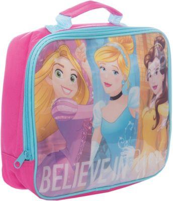 Сумка для контейнера изолированная, Принцессы Disney, артикул:7010354 - Принцессы Дисней