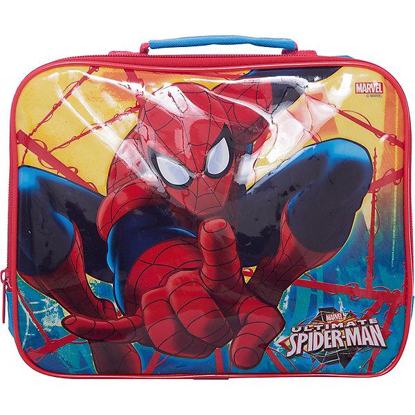 Stor Сумка для контейнера изолированная, Человек-паук Красная паутина