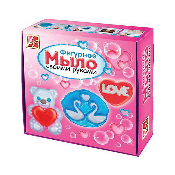 ЛУЧ Набор для изготовления мыла LOVE Луч