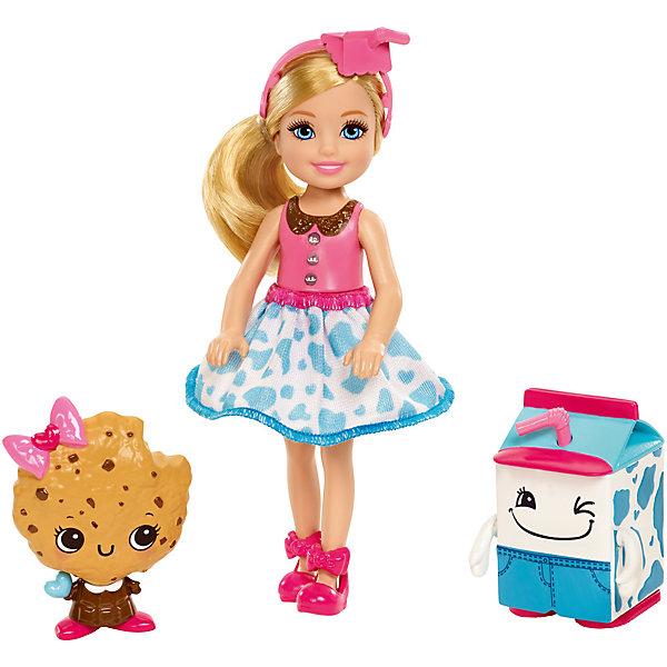 Mattel Кукла Barbie Челси и сладости цена 2017