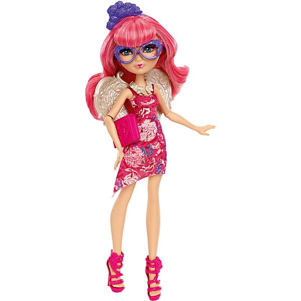 Mattel Кукла-школьница Ever After High Си-Эй Кьюпид цена в Москве и Питере
