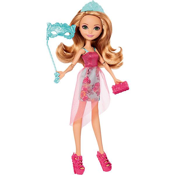 Mattel Кукла Ever After High Эшлин Элла из серии День коронации mattel кукла эшлин элла из коллекции заколдованная зима ever after high