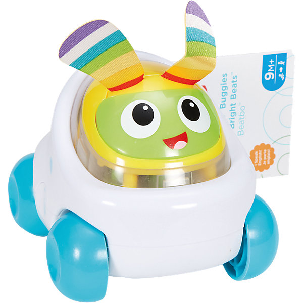 цены на Mattel Мини-машинка Fisher-Price Бибо и Бибель  в интернет-магазинах