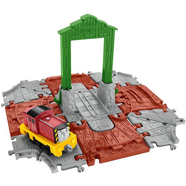 Mattel Переносной набор Томас и его друзья Куб Солти в доках игровой набор sofia the first друзья софии