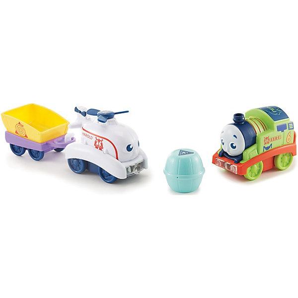 Купить Паровозик в мультиупаковке Томас и его друзья, Mattel, Китай, Унисекс