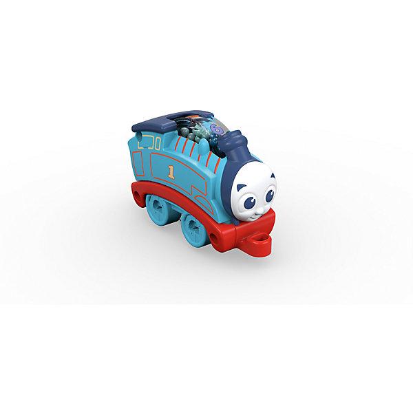 Купить Томас и его друзья Паровозик Томас с крутящимися шариками, Mattel, Китай, Унисекс