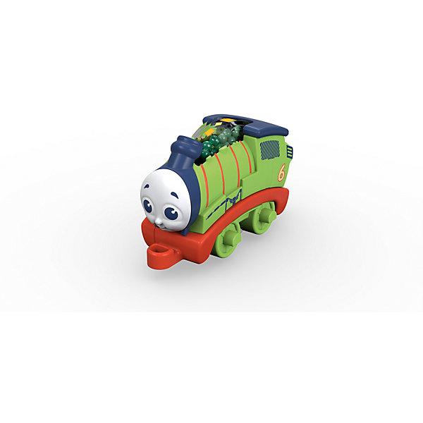 Купить Томас и его друзья Паровозик Перси с крутящимися шариками, Mattel, Китай, Унисекс