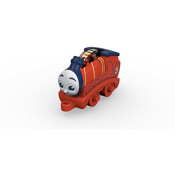 Купить Томас и его друзья Паровозик Джеймс с крутящимися шариками, Mattel, Китай, Унисекс