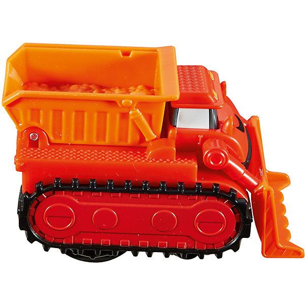Инерционное транспортное средство Fisher-Price Боб-строительСельскохозяйственный транспорт<br>Характеристики:<br><br>• тип игрушки: транспортное средство;<br>• возраст: от 3 лет;<br>• вес: 90 гр; <br>• материал: пластик;<br>• размер: 6х6х9 см;<br>• бренд: Mattel.<br><br>Инерционное транспортное средство Fisher-Price Боб-строитель Мак - трудолюбивая строительная машина, готовая выполнить любую работу. Просто оттяни Мака назад, отпусти и смотри, как он помчится на стройплощадку. Снабженная регулируемым передним ковшом и открытым кузовом, эта машина готова помочь Бобу-строителю выполнить любую работу.<br><br>Мак снабжен регулируемым передним ковшом и открытым кузовом. Можно собрать всю коллекцию инерционных машинок и весело играть с друзьями.<br><br>Инерционное транспортное средство Fisher-Price Боб-строитель Мак  можно купить в нашем интернет-магазине.<br>Ширина мм: 60; Глубина мм: 60; Высота мм: 90; Вес г: 90; Возраст от месяцев: 36; Возраст до месяцев: 2147483647; Пол: Унисекс; Возраст: Детский; SKU: 7014778;