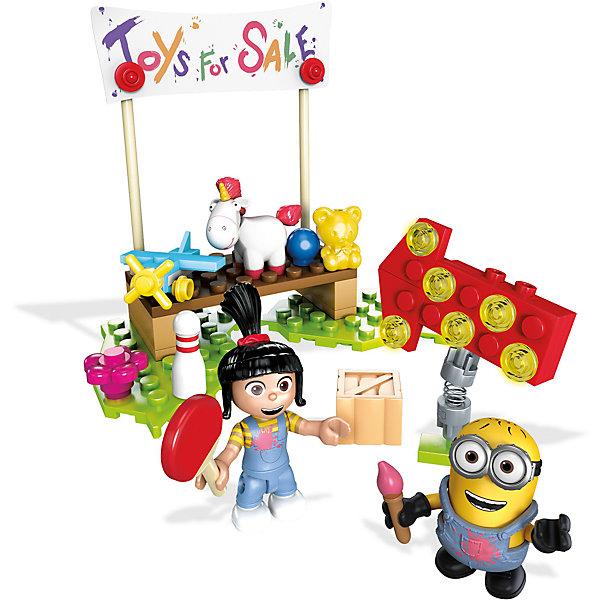Фото - Mattel Набор базовых фигурок персонажей - людей MEGA CONSTRUX Гадкий Я mattel конструктор mega construx barbie королевский бал